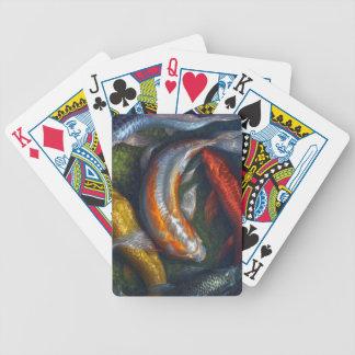 Koi kort spelkort