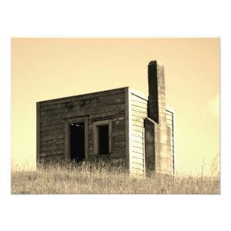 koja för hus för byggnad för fototryck