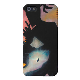 Kokopelli iPhone 5 Cases