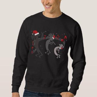Kokopelli jultröja sweatshirt
