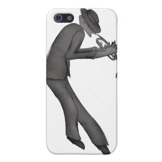 Kokopelli leker deppighetkonsten iPhone 5 cases