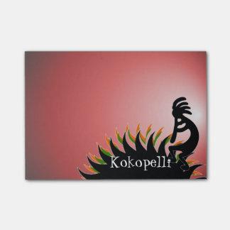 Kokopelli Post-it Block