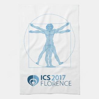 Kökshandduk 2017 för ICS Florence