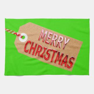 Kökshandduk för god julgåvamärkre