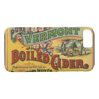 Kokt Cider Vermont för vintageBrattleboro gelé