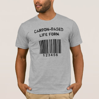 Kol-Baserat liv bildar T Tee Shirts