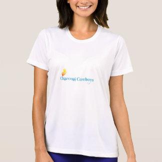 Kol-Cowboys kvinnaskjorta Tshirts