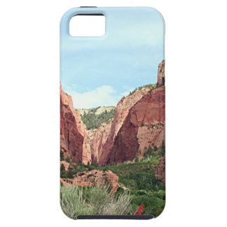 Kolob kanjoner, Zion nationalpark, Utah, USA 4 iPhone 5 Case-Mate Skal