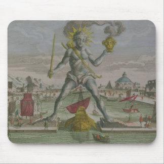 Kolossen av Rhodes, specificerar av statystraden Musmatta