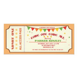 Kom för kom en all inbjudan