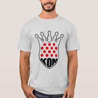 KOM-kung av berg T-shirts