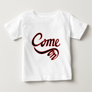Kom på tee shirts