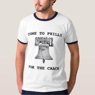 Kom till Philly… T-shirt