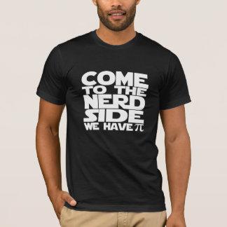Komen till Nerdsidan har vi Pi T-shirt
