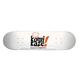 Komikaze Sk8r Skateboard Bräda 21,5 Cm