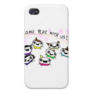 """Komlek med oss "", iPhone 4 Fodral"