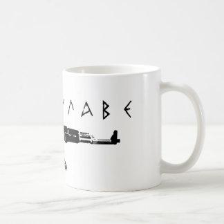 """""""Komm få dem """", Kaffemugg"""