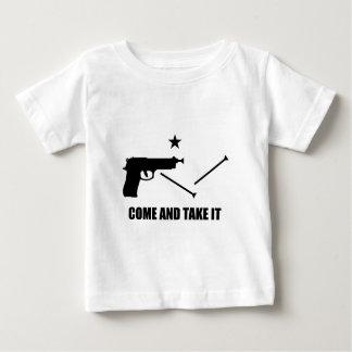 Komm ta det tshirts