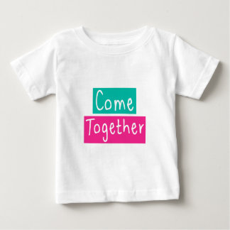Komm tillsammans tee shirt