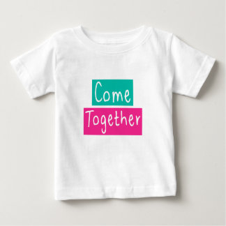 Komm tillsammans tshirts