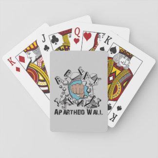 Komma med besegrar den israeliska spelkort
