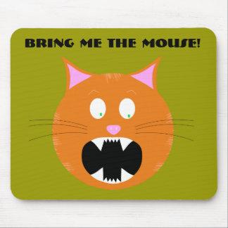 Komma med mig musen! Mousepad Musmatta