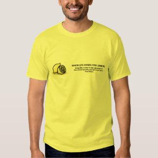 komma med-till--uppmärksamhet-av-hemland-säkerhet tee shirts
