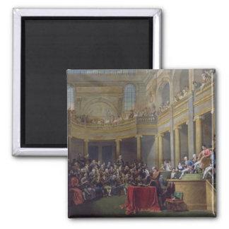 Kommittén av Lyon, 26th Januari 1802, 1808 Magnet