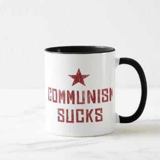 Kommunism suger - Amerika den första Anti Mugg