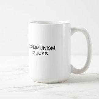 KOMMUNISM SUGER KAFFEMUGG