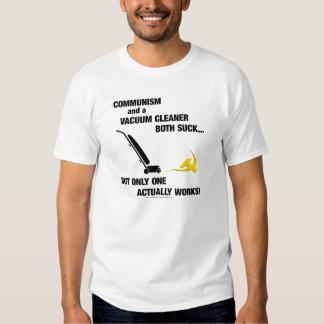 Kommunism suger t-shirt