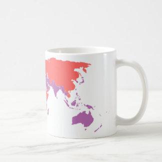 Kommunismvärldsmugg Kaffemugg