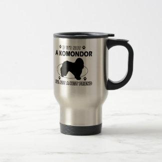 KOMONDOR-hund design Resemugg