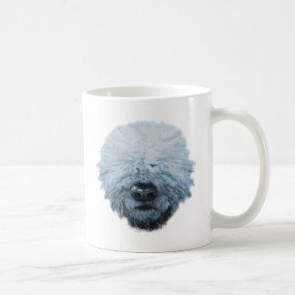 Komondor hund kaffemugg