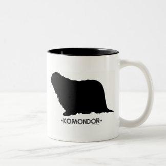 Komondor mugg