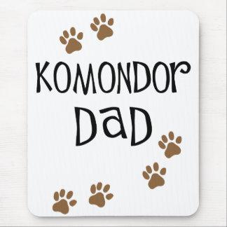 Komondor pappa musmatta