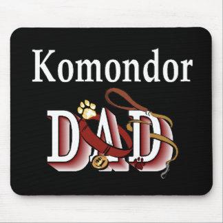 Komondor PAPPAgåvor Musmatta