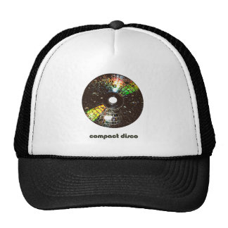 Kompakt disko keps