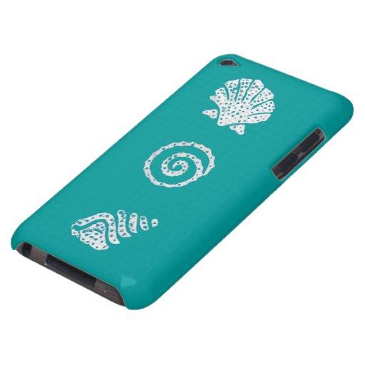 Kompis för Batiksnäckoripod fodral iPod Touch Case-Mate Case