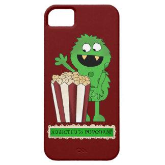Kompis för fodral för Popcornknarkare iPhone5 iPhone 5 Skydd