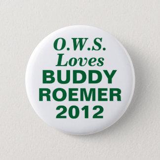 Kompis OCCUPY WALL STREET Roemer 2012 Standard Knapp Rund 5.7 Cm
