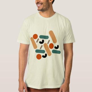 Kompisar/toppen mjuk organisk T-tröja som är Tee