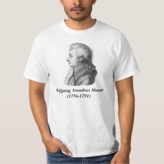 Kompositör - Mozart T Shirts