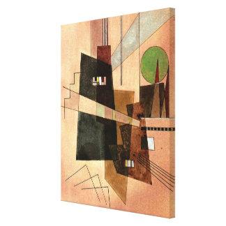 Koncentriska Kandinsky - Canvastryck