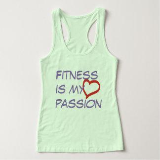 Konditionen är min passion. tshirts