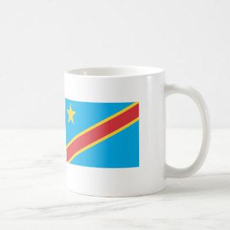 Kongofloden (demokratisk republik) kaffemugg