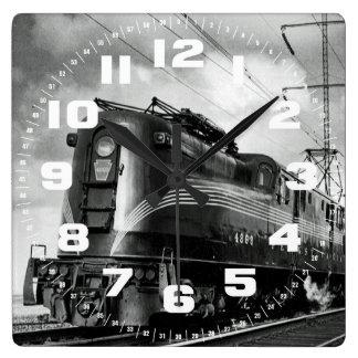 Kongress- Pennsylvania järnväg Fyrkantig Klocka