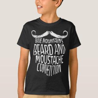 Konkurrens för för blåttbergskägg och Moustache Tröjor