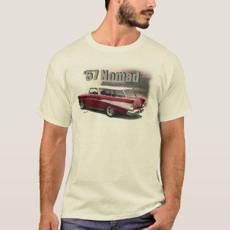 Konst 1957 för Chevrolet NOMADautomatisk T-shirt