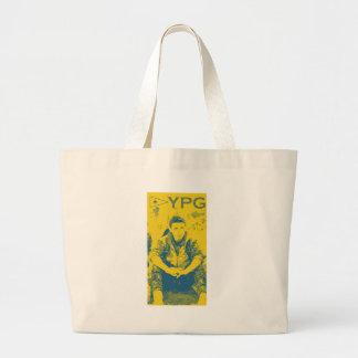 Konst 4 för YPG-soldat 3 Jumbo Tygkasse